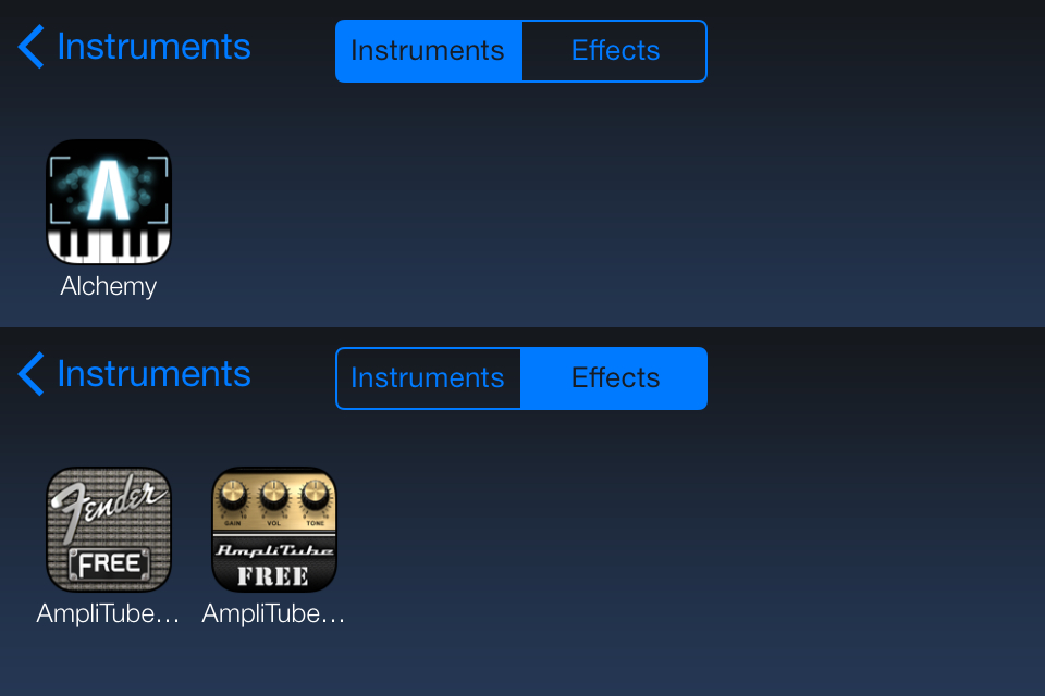 Inter-App-Audio-IE screen 1