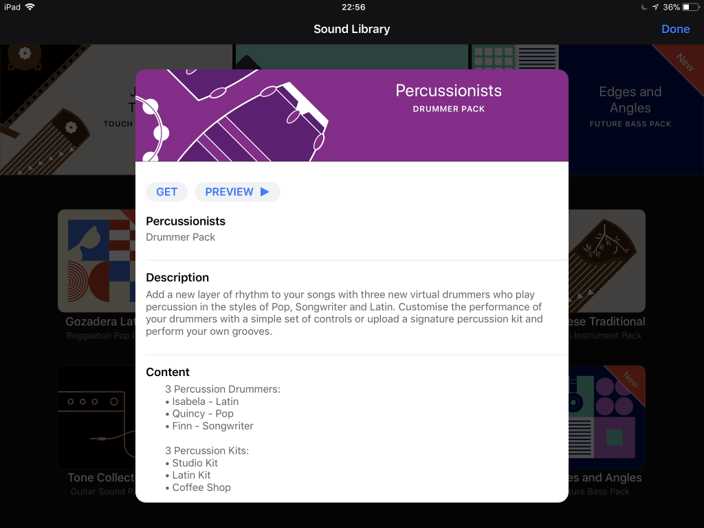GarageBand for iOS 2 3 Update – Garageband iOS