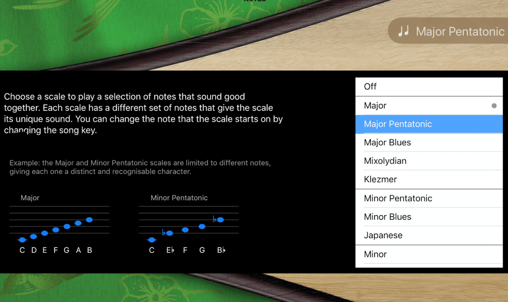 GarageBand Touch Instrument Tutorial: Pipa – Garageband iOS